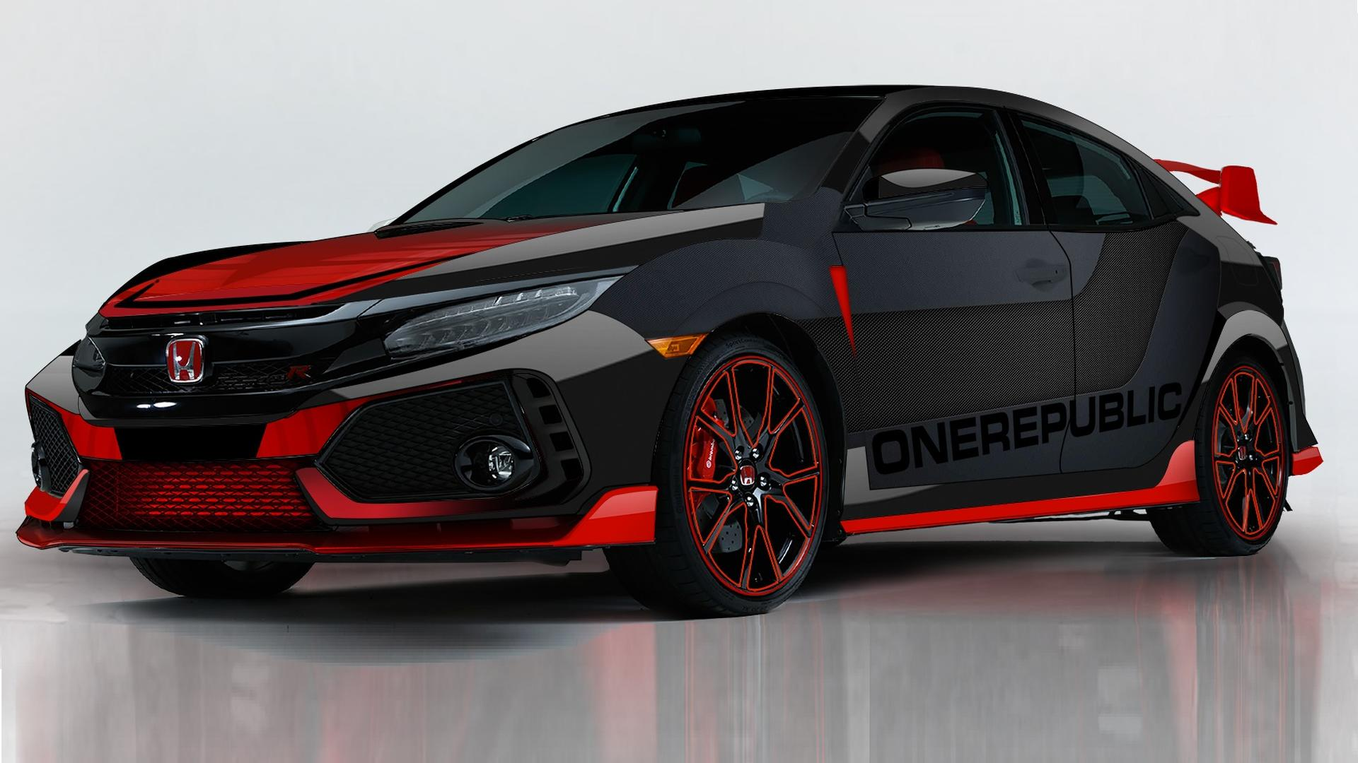 honda says onerepublic took this civic type r to the next. Black Bedroom Furniture Sets. Home Design Ideas