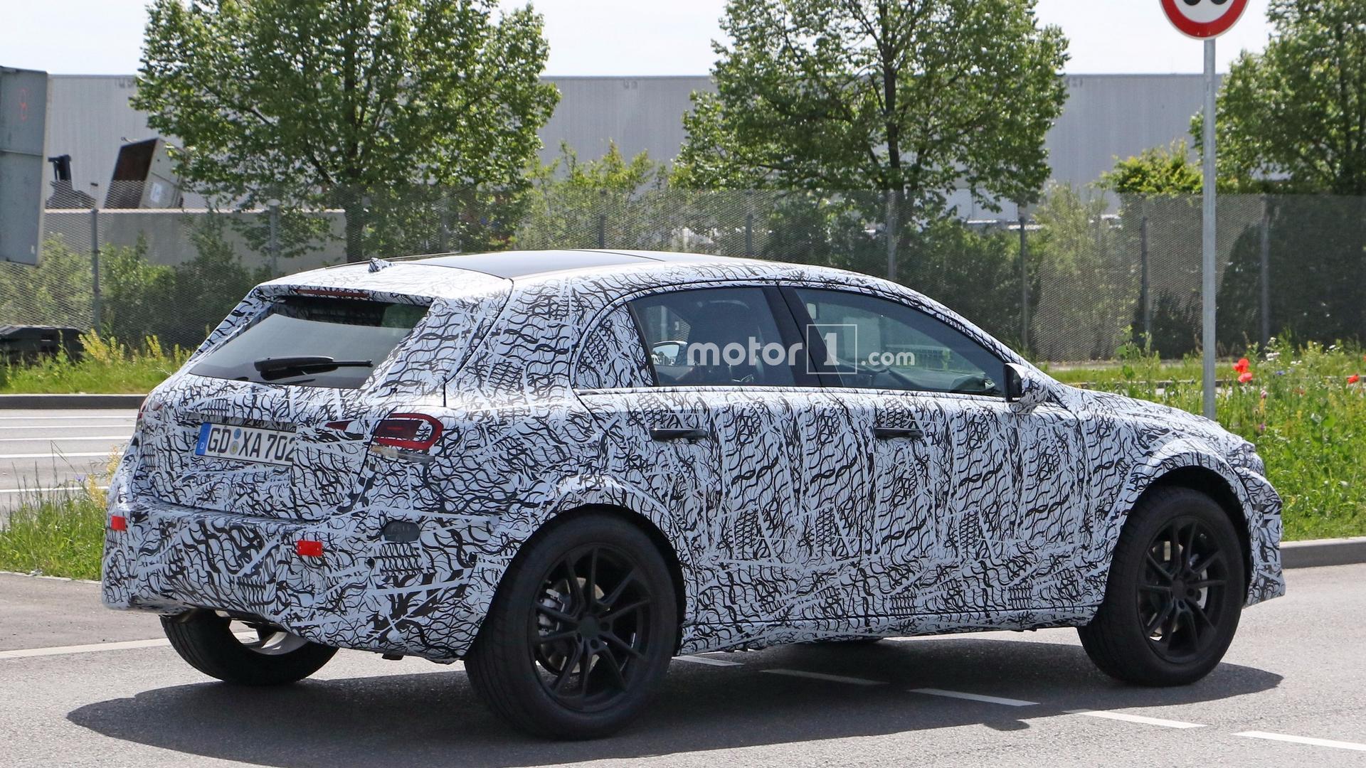 2020 Mercedes GLA II 23
