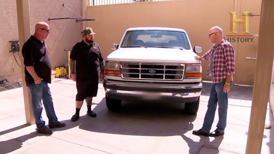 O.J.'s Infamous White Ford Bronco Coming To Pawn Stars