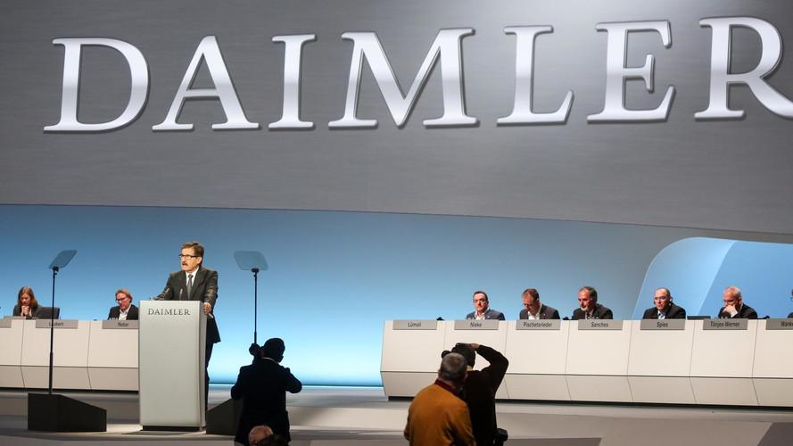 Met la main sur Chauffeur Privé en France — Daimler