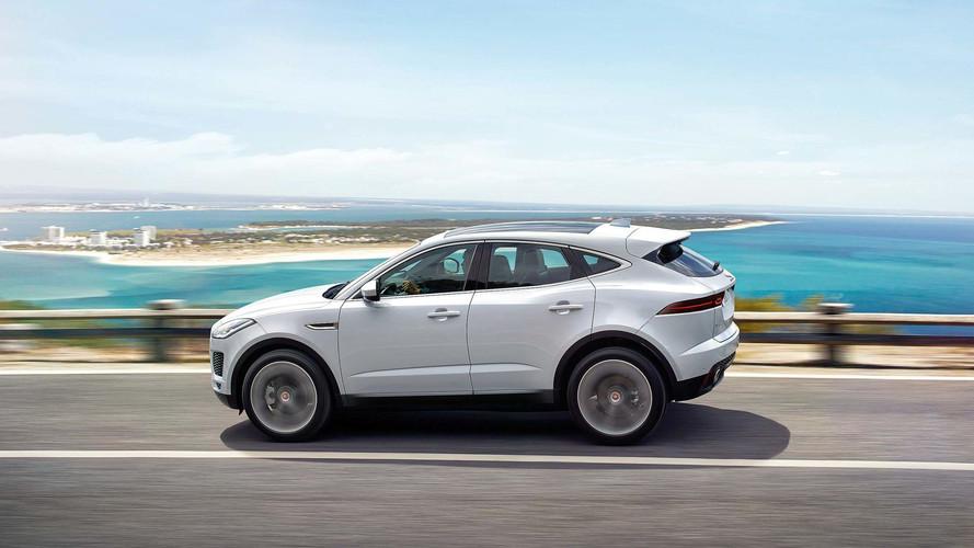 Jaguar E-PACE 2018: las primeras unidades llegarán a final de año