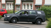 Dodge JC49 Crossover SUV Spy Photos