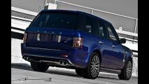 A. Kahn Design Range Rover Vogue Bali Blue RS450