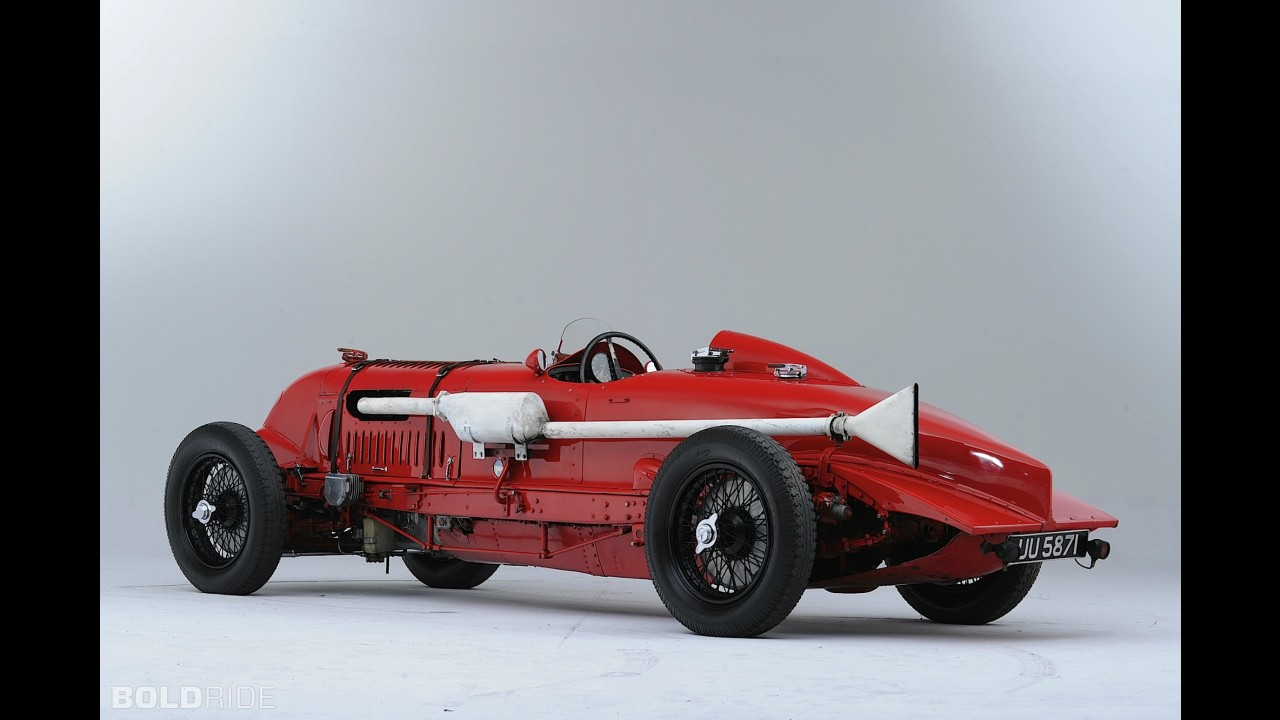 Bentley 4.5 Litre Supercharged Racing Single-Seater