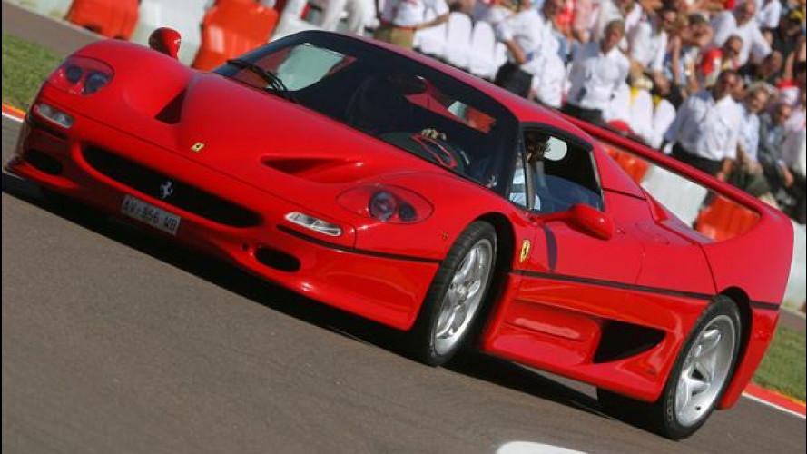 Storia delle Ferrari