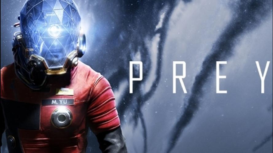 Prey, un'avventura spaziale in tutti i sensi [VIDEO]