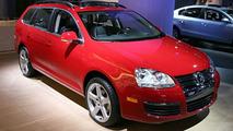 Volkswagen Jetta Sportwagen at NYIAS