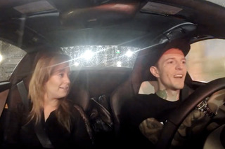 Deadmau5 Drives for UberX in his McLaren [w/Video]
