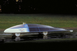 Driving On Sunshine: the Dream of a Solar-Powered Car