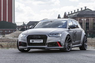 Feast Your Eyes on the Gorgeous Prior Design Audi RS6