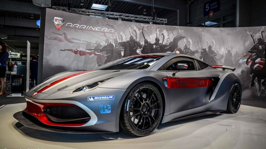 Updated Arrinera Hussarya revealed in Poland