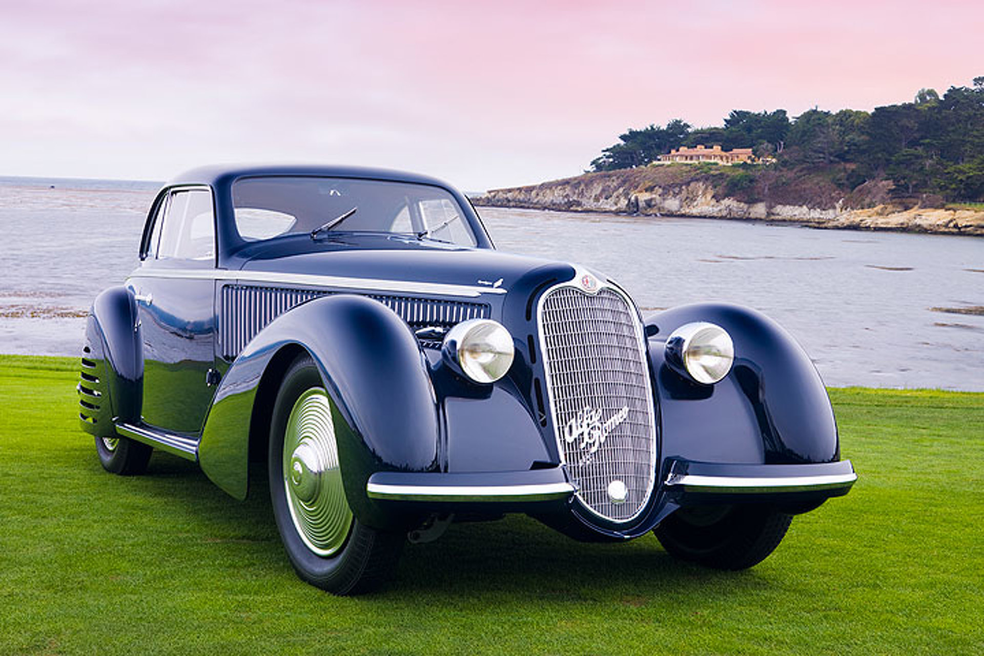 World\'s Rarest Cars are Heading to Pebble Beach