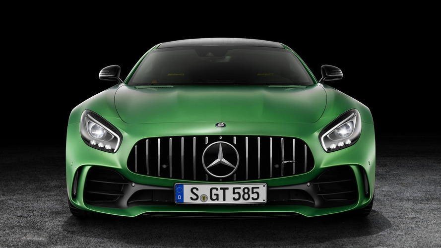 Mercedes-AMG releases a ton of GT R videos