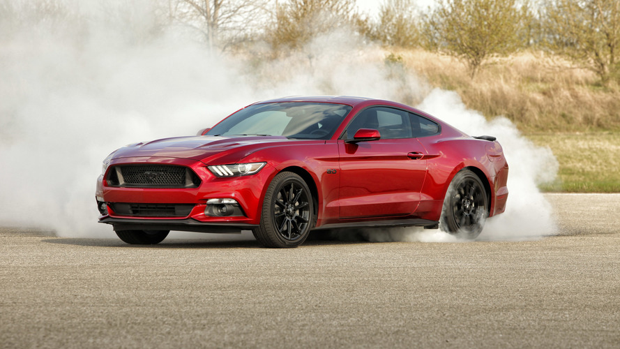 Ford Mustang outsells German rivals on their home turf