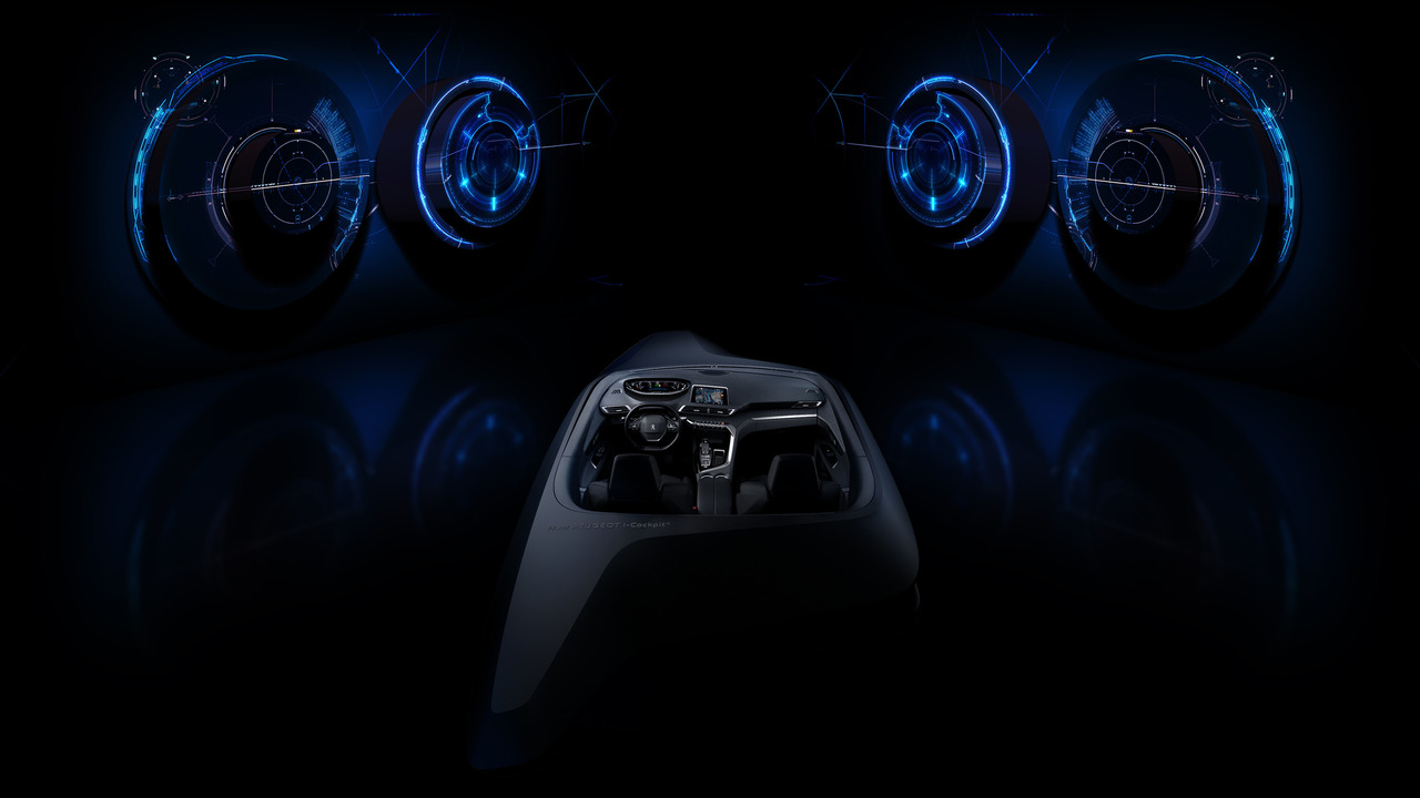 2016 Peugeot i-Cockpit