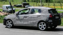 2018 Ford Fiesta spy photo