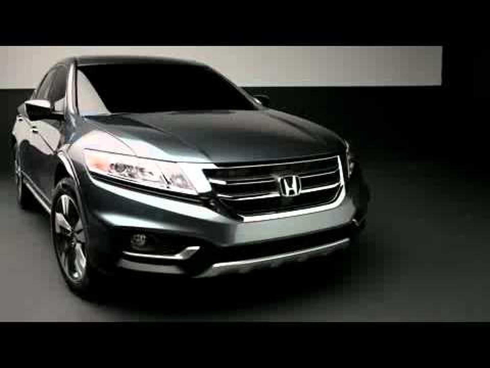 2013 Honda Crosstour Concept B-Roll