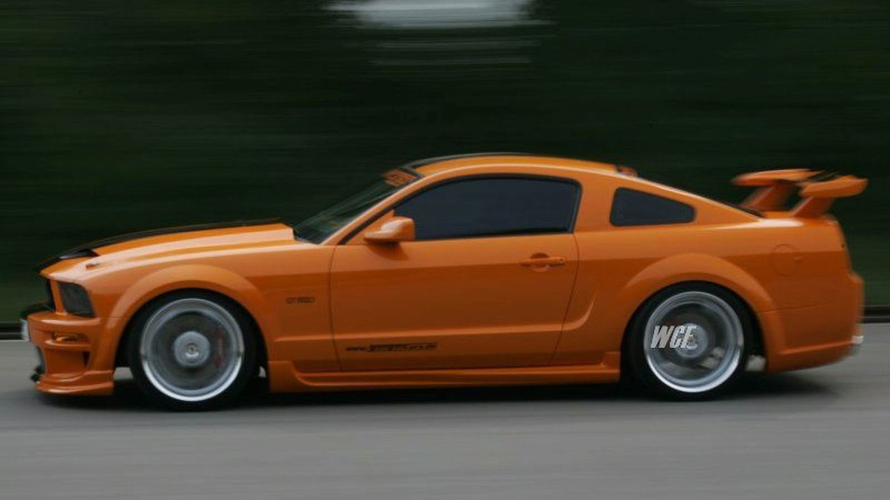 Ford Mustang GT520 by GeigerCars