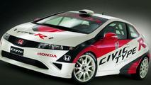 JAS Motorsport Honda Civic Type-R