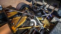 Pagani Huayra Pirelli P Zero Trofeo tires used for Top Gear power lap