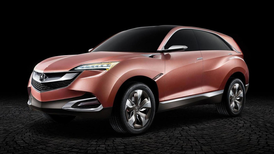 Acura considering a new entry-level crossover - report
