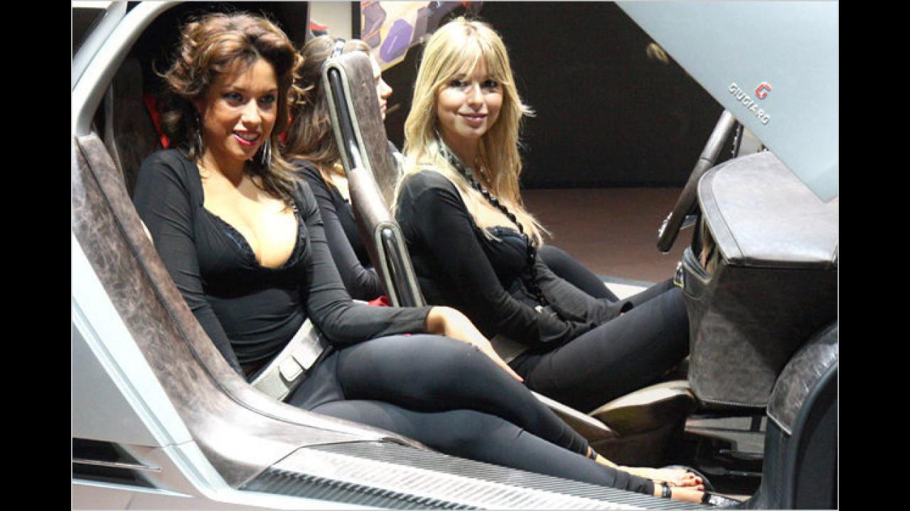 ,Bitte schnallen Sie sich an, der Shuttle-Service beginnt gleich!