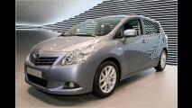 Debüt für Toyota Verso