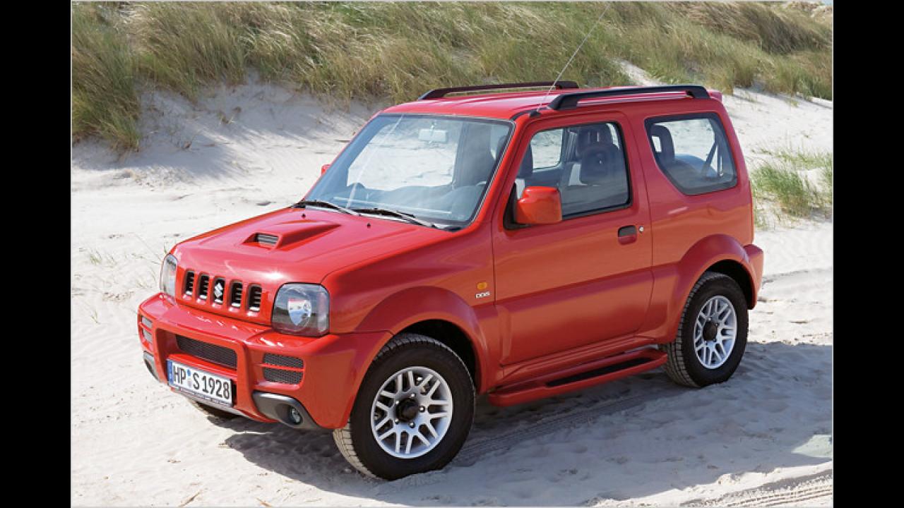 Suzuki Jimny 1.3 Club