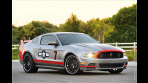 Mustang Red Tails Edition