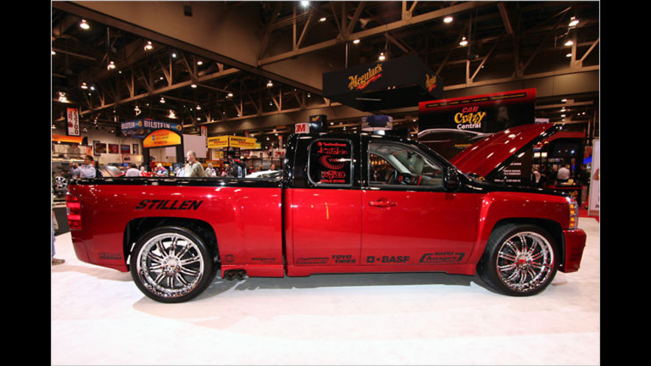 Chevrolet Silverado Stillen