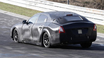 2014 Maserati Quattroporte to feature supercharged V6, turbocharged V8 - report