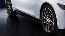 BMW 3 Series Sedan, BMW M Performance side skirt right 17.02.2012