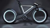 Hubles Called Tarafından Tasarlanan Cyclotron klas bir bisiklet