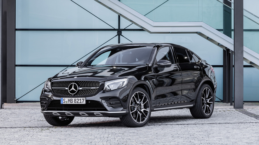 Mercedes-AMG GLC 43 4Matic Coupé - Désormais disponible avec un V6 de 367 chevaux