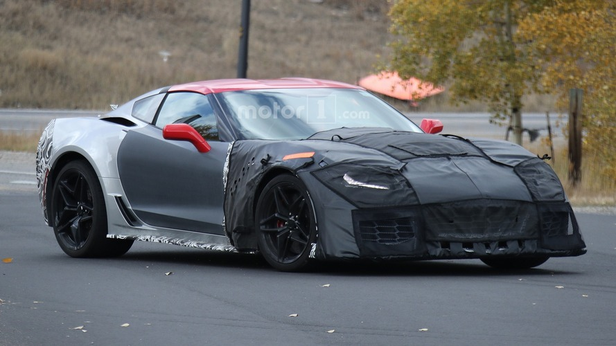 Chevrolet Corvette ZR1: Everything We Know