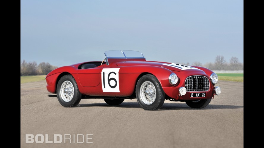 Ferrari 340 America Barchetta by Touring