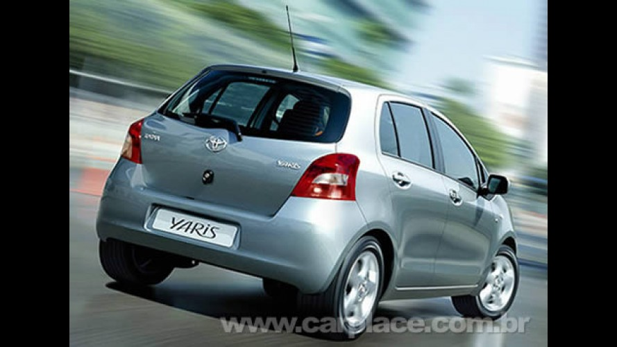 O mistério continua: Toyota informa que compacto brasileiro não será o Yaris