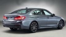Leak BMW Série 5 2017