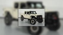 2012 Jeep 2012 Jeep Wrangler Bandit Pickup