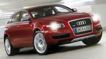 Audi Q5 artist impression