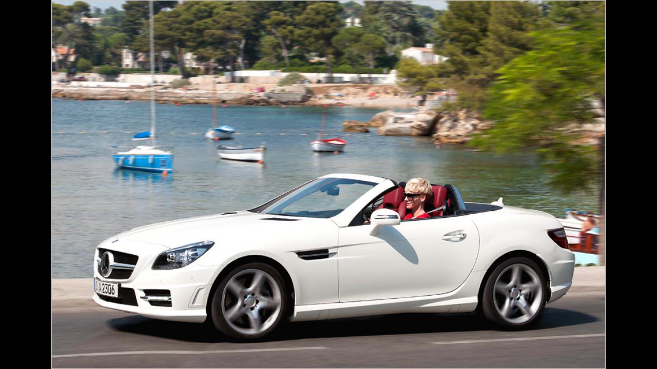 Mercedes SLK 250 CDI BlueEfficiency 7G-Tronic Plus