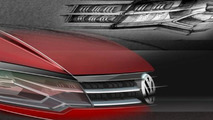 Volkswagen New Midsize Coupe concept design sketch