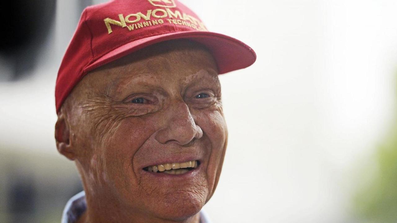 Niki Lauda (AUT), 29.03.2014, Malaysian Grand Prix, Sepang / XPB