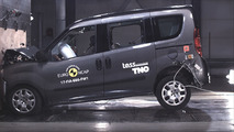 2017 Fiat Doblo Euro NCAP Crash Test