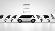 Modüler otonom ve elektrikli araç