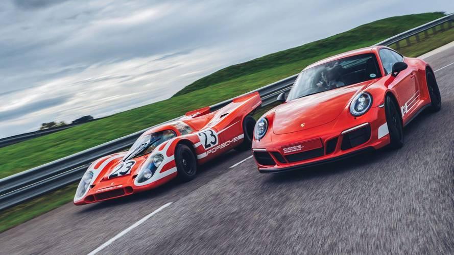Porsche 911 Carrera 4 GTS - Nouvelle série spéciale