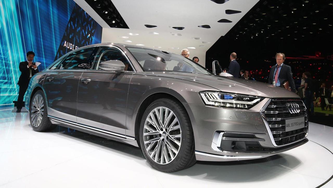 2018 Audi A8 Launch | ...