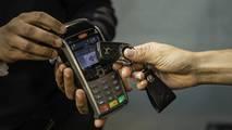 DS Automobiles contactless payment car key