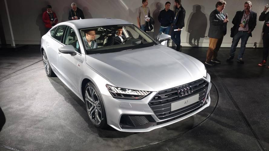 Lançamento: Novo Audi A7 2019 se inspira no A8 em tecnologias
