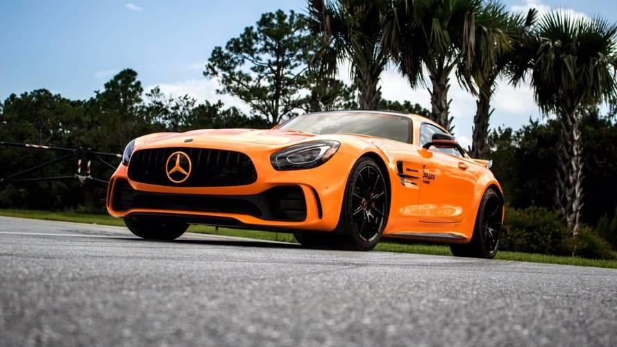 Mercedes-AMG GT R par Renntech - 772 ch de pure folie